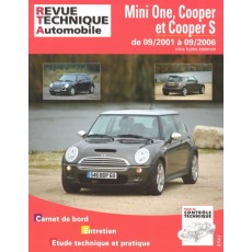 RTA B703.6MINI ONE/COOPER - Version numérique