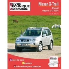 RTA 685.1 NISSAN X-TRAIL - Version numérique