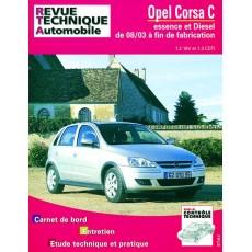 RTA 692.1 CORSA 08/2003 - Version numérique