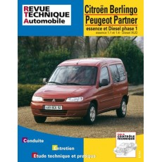 RTA 602.1 PARTNER/BERLINGO - Version numérique