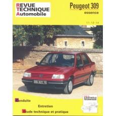 RTA 706.1 PEUGEOT 309 ESS. - Version numérique