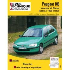 RTA 539.5 PEUGEOT 106 E&D - Version numérique