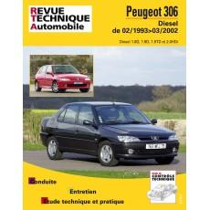 RTA 114.1 PEUGEOT 306 DIES - Version numérique