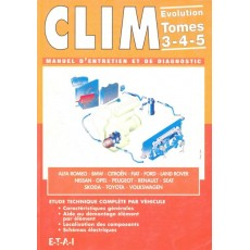 CLIM ADDITIF TOMES 3/4/5
