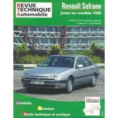 RTA 722.2 RENAULT SAFRANE - Version numérique