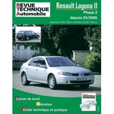 RTA B700.5 LAGUNA II - Version numérique