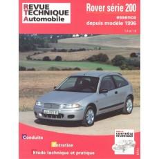RTA 612.1 ROVER 200 ESS - Version numérique