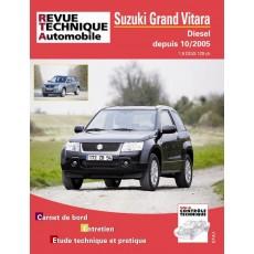 RTA B717.5 SUZ GRD VITARA - Version numérique