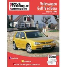 RTA 618.1 Volkswagen GOLF IV BORA ES. 1.4/1.6/1.8 - Version numérique