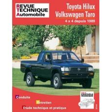 RTA 575.1 TOYOTA HILUX - Volkswagen TARO (4X4 DIESEL) 89-95 - Version numérique