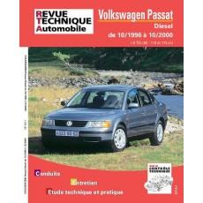 RTA 625.1 Volkswagen PASSAT DIESEL (90-110-115 CV) DEPUIS 96 - Version numérique