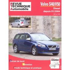 RTA B718.6 VOLVO V50/S40 - Version numérique