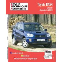 TOYOTA RAV 4 diesel