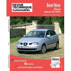 RTA 660 SEAT IBIZA III (6L) (2002 à 2006)