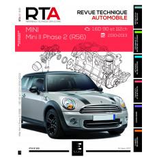 RTA 819 Mini II Phase 2 (1.6D 90 et 112ch)