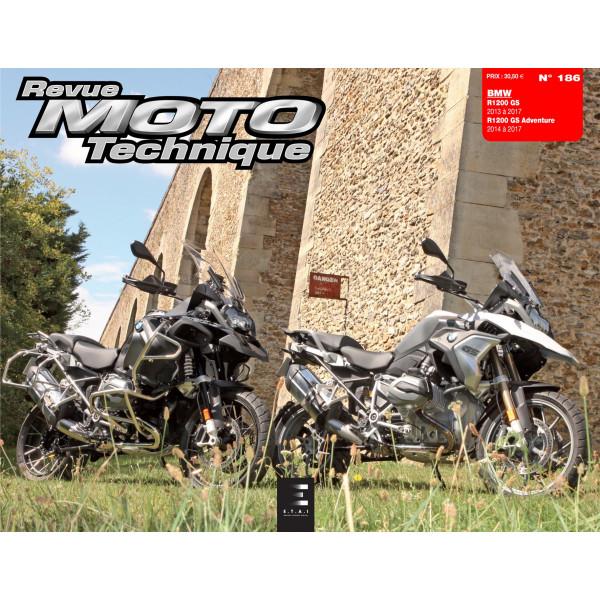RMT 186 R1200 GS - 2013 à 2017