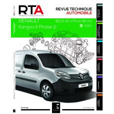 RTA Renault Kangoo 2 Phase 2 1.5dCi depuis 2013