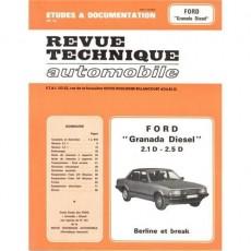 RTA 444 FORD GRANADA DIESEL (1978/1984)