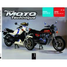 RMT 40 YAMAHA RD 350 LC (1980 à 1982) et SUZUKI GSX 1100 (1981 à 1987)