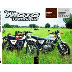 RMT 30.1 YAMAHA DT 125 MX (1977 à 1991) et KAWASAKI Z 650 (1977 à 1983)