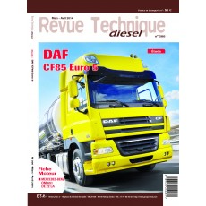 RTD 306 DAF CF85 EURO 5