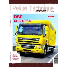 RTD 307 DAF CF65 EURO 5