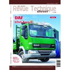 RTD 308 DAF LF45 EURO 5