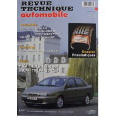 RTA 606.1 FIAT MAREA DIESEL - Version Numérique