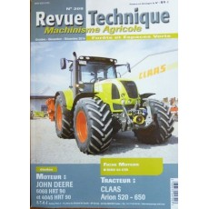 RTMA 209 CLAAS ARION 520-650