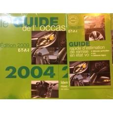 PACK GUIDE DE L'OCCASION 2004 / 2008