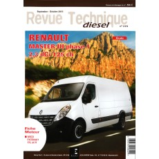 RTD 315 RENAULT MASTER III PHASE 1 (2,3 dCi)