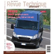 RTD 312 IVECO DAILY 2.3l (de 2011 à 2014)
