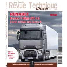 RTD 317 RENAULT T (440/520 ch) DTi 13