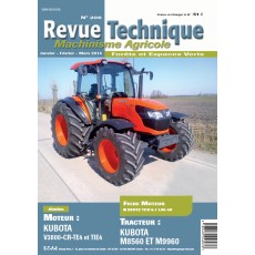 RTMA 206 KUBOTA M8560 ET M9960