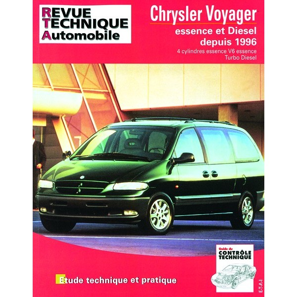 revue technique automobile chrysler voyager 2 site officiel etai. Black Bedroom Furniture Sets. Home Design Ideas
