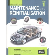 MAINTENANCE & REINITIALIS.