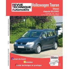 RTA 693.1 Volkswagen TOURAN 1.9 ET 2.0 TDI 04/2003