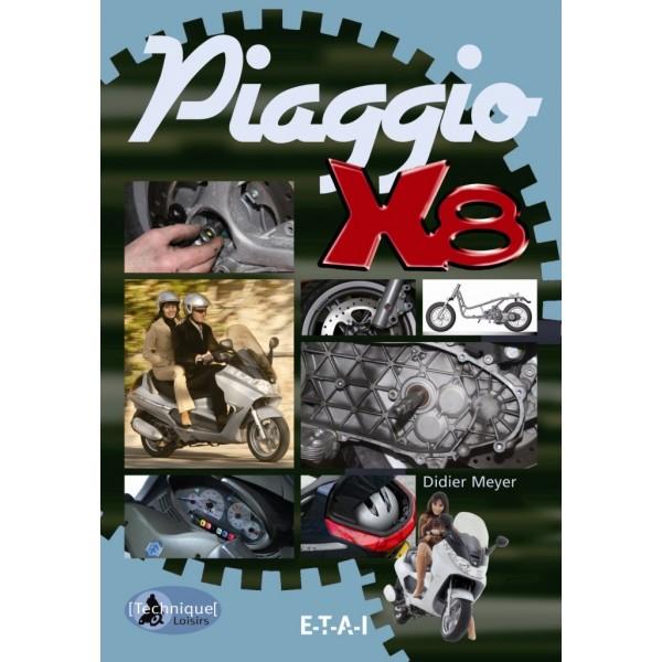Revue Technique Rmt Piaggio x8