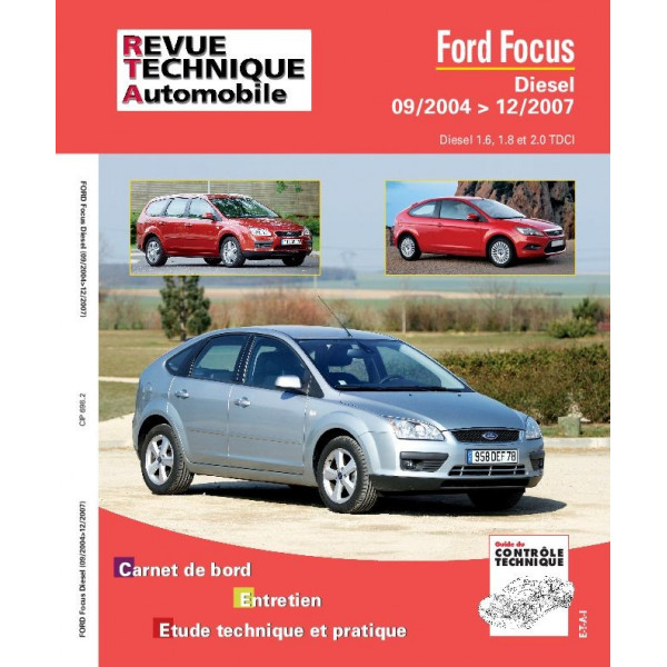 Revue Technique Ford focus 2