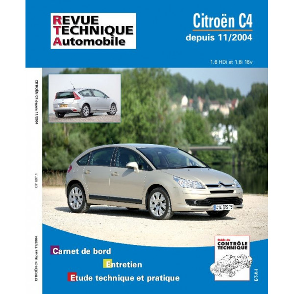 Revue Technique Citroen c4