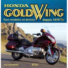 HONDA GOLDWING DEPUIS 1975