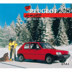 """Peugeot 205 collection """"De mon père"""""""