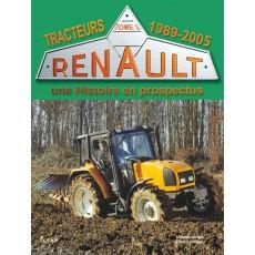 Tracteurs Renault, une histoire en prospectus 1989-05