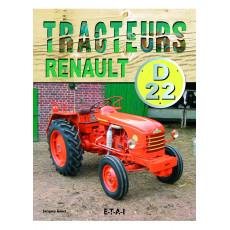 Tracteurs Renault D22, 1955/1968