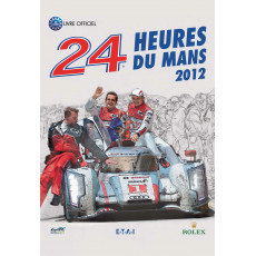 24 Heures du Mans 2012, le livre officiel