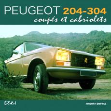 Peugeot 204-304 coupés cabriolets