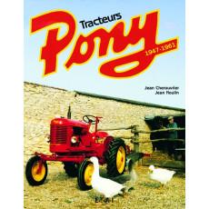 Tracteurs Pony, 1947-1961