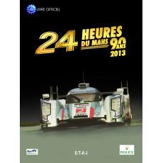 24 Heures du Mans 2013, le livre officiel