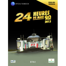 24 Le Mans Hours 2013, le livre officiel