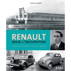 Renault sous l'occupation, 1939-1945